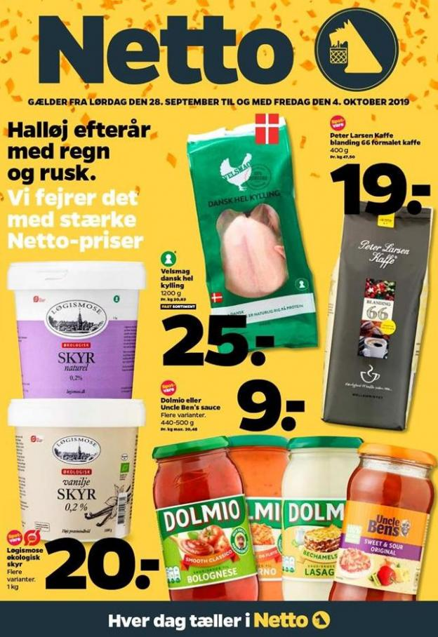 Ugens tilbud! . DøgnNetto (2019-10-04-2019-10-04)