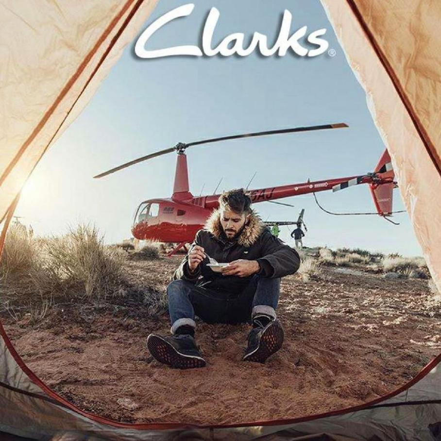 Lookbook . Clarks (2019-10-06-2019-10-06)