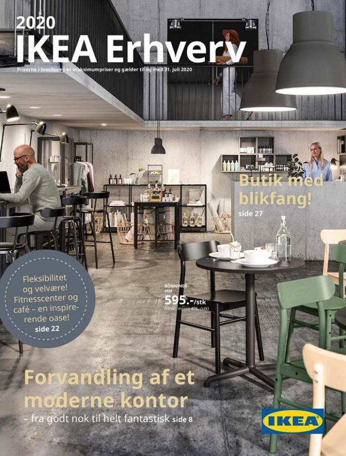 Ikea Erhverv 2020 . IKEA (2020-07-31-2020-07-31)