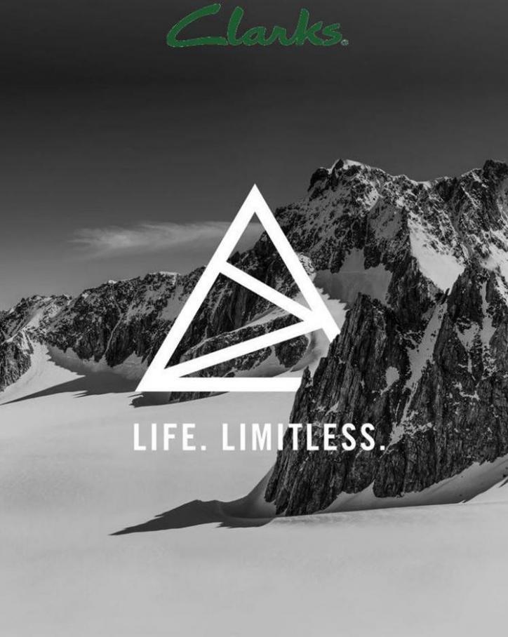 Life limitless . Clarks (2019-10-06-2019-10-06)