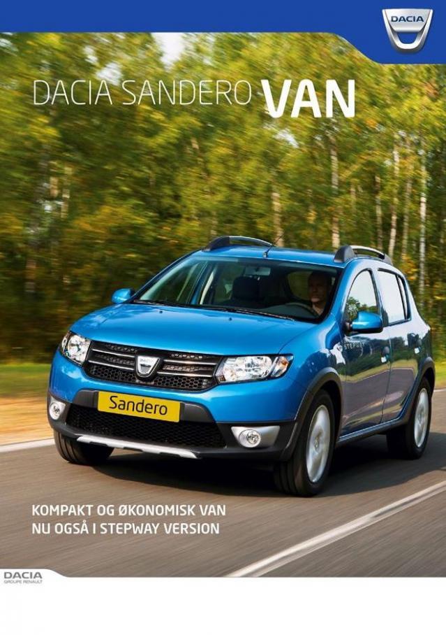 Dacia Sandero Van . Dacia (2019-12-31-2019-12-31)