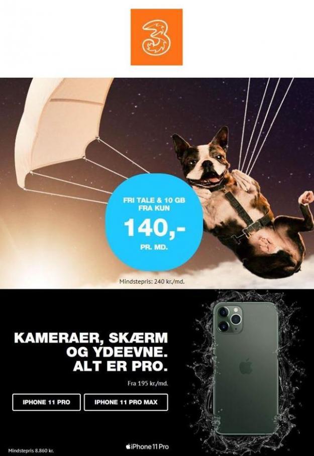Ugens tilbud! . 3 Butikker (2019-10-31-2019-10-31)
