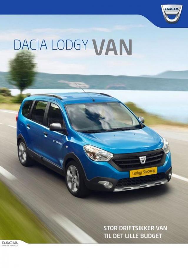 Dacia Lodgy Van . Dacia (2019-12-31-2019-12-31)