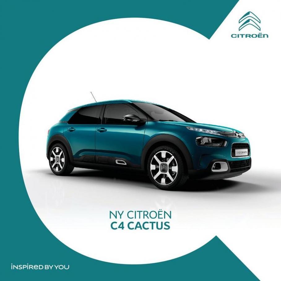 C4 Cactus 2018 . Citroën (2019-12-31-2019-12-31)