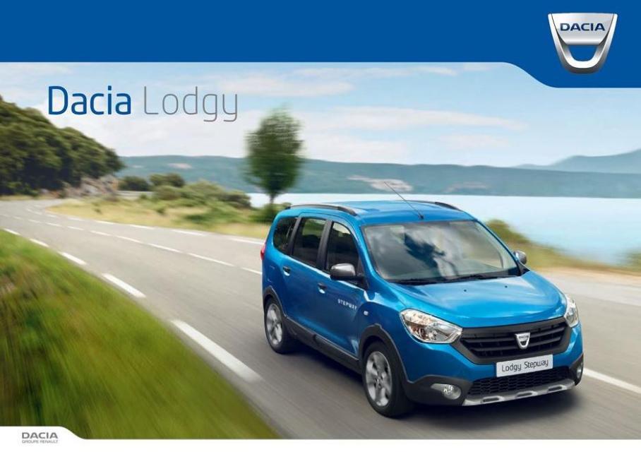 Dacia Lodgy . Dacia (2019-12-31-2019-12-31)