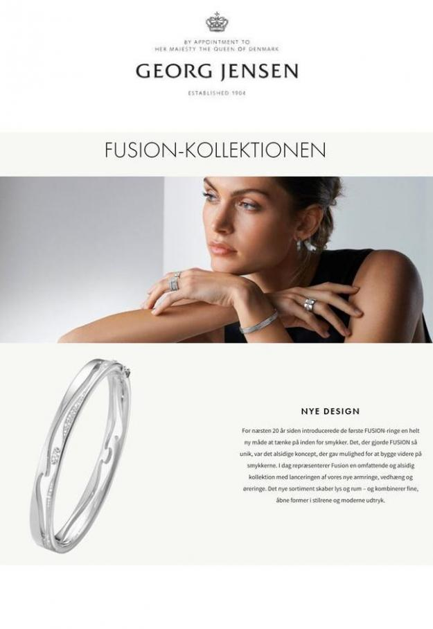 Fusion kollektionen . Georg Jensen (2019-10-21-2019-10-21)