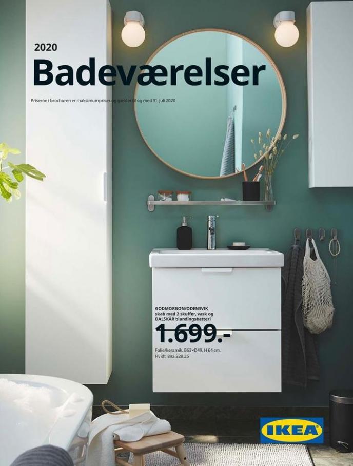 Badeværelser 2020 . IKEA (2020-07-31-2020-07-31)