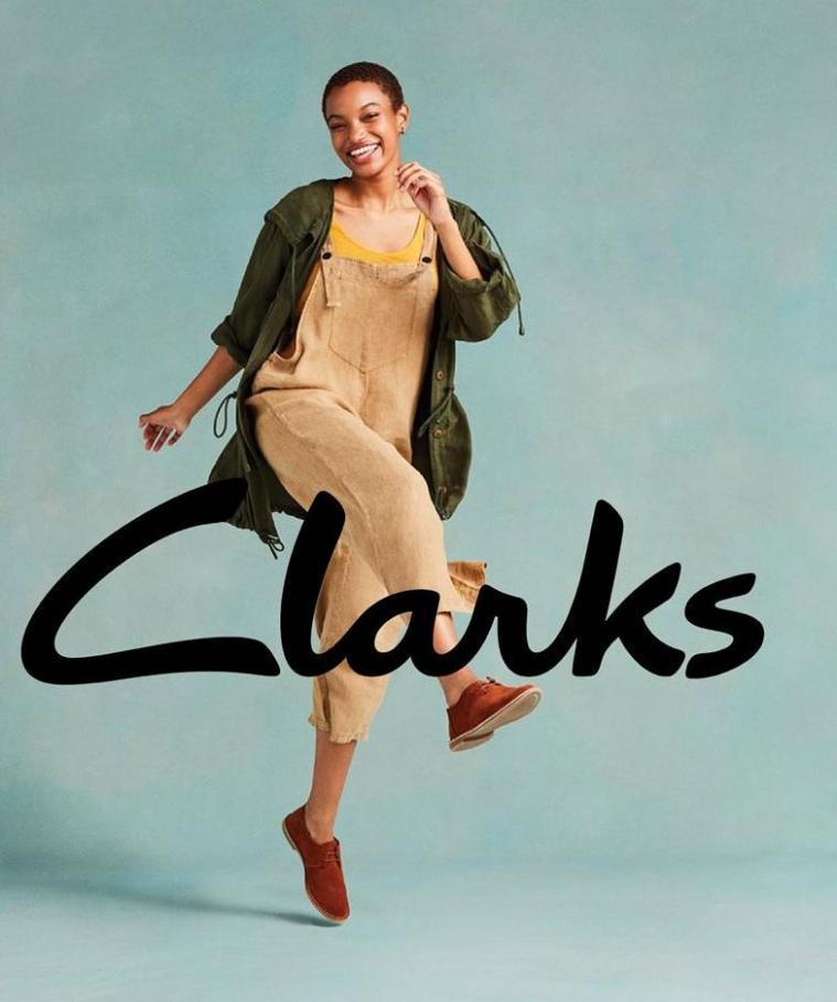 New in . Clarks (2019-10-06-2019-10-06)