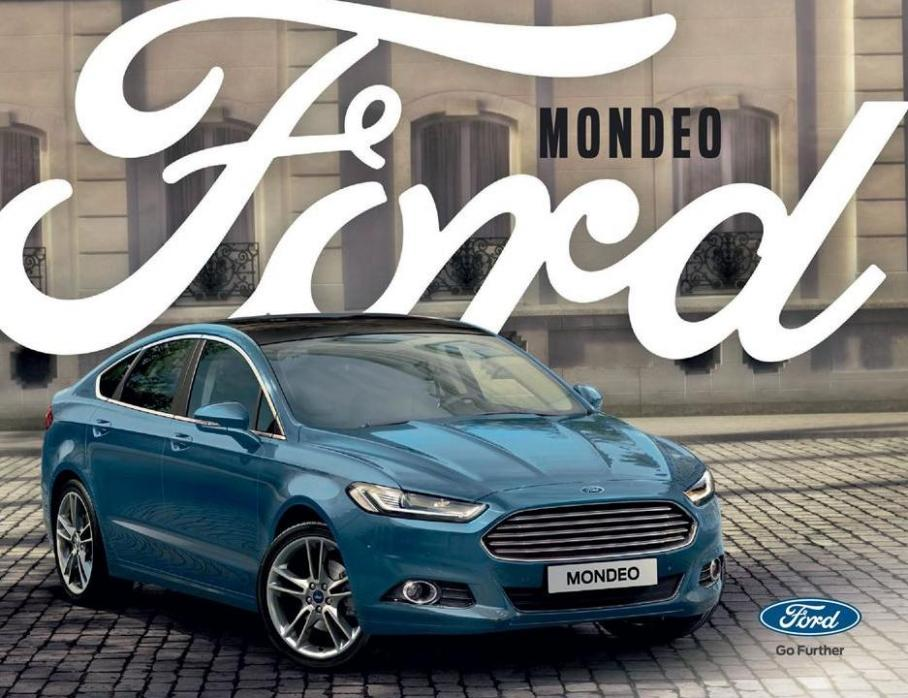 Ford Mondeo . Ford (2019-12-31-2019-12-31)