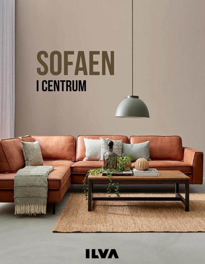 Sofaen i centrum . IDEmøbler (2019-10-31-2019-10-31)