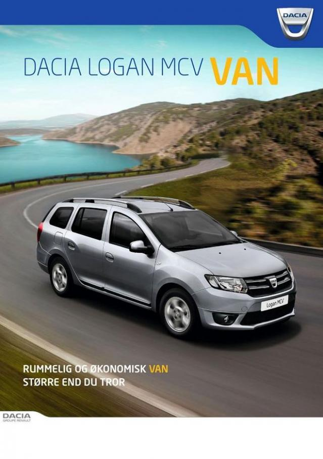 Dacia Logan MCV Van . Dacia (2019-12-31-2019-12-31)