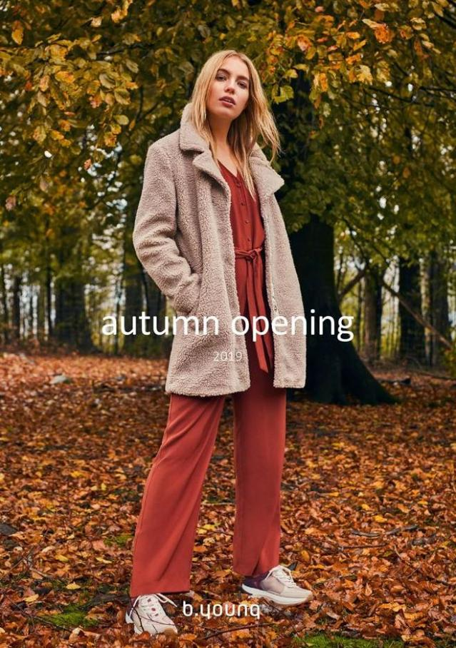 Autumn opening 2019 . b. young (2019-10-31-2019-10-31)
