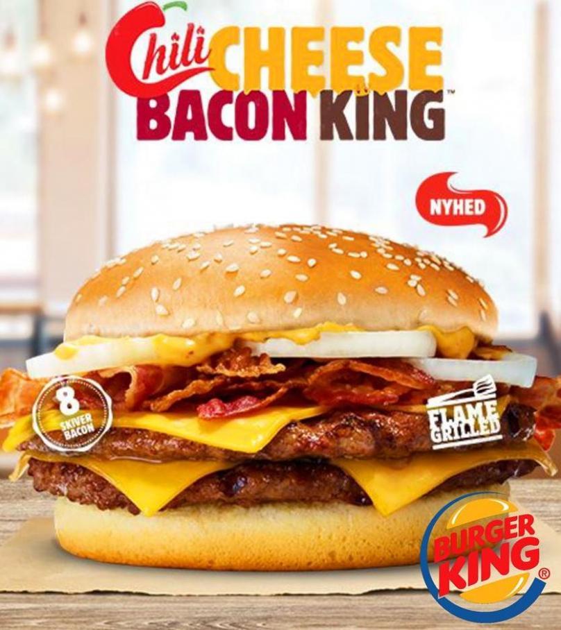 Menu Burger King . Burger King (2020-01-13-2020-01-13)