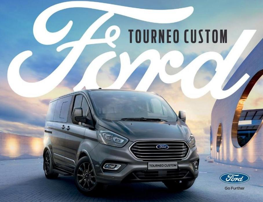 Ford Tourneo Custom . Ford (2019-12-31-2019-12-31)