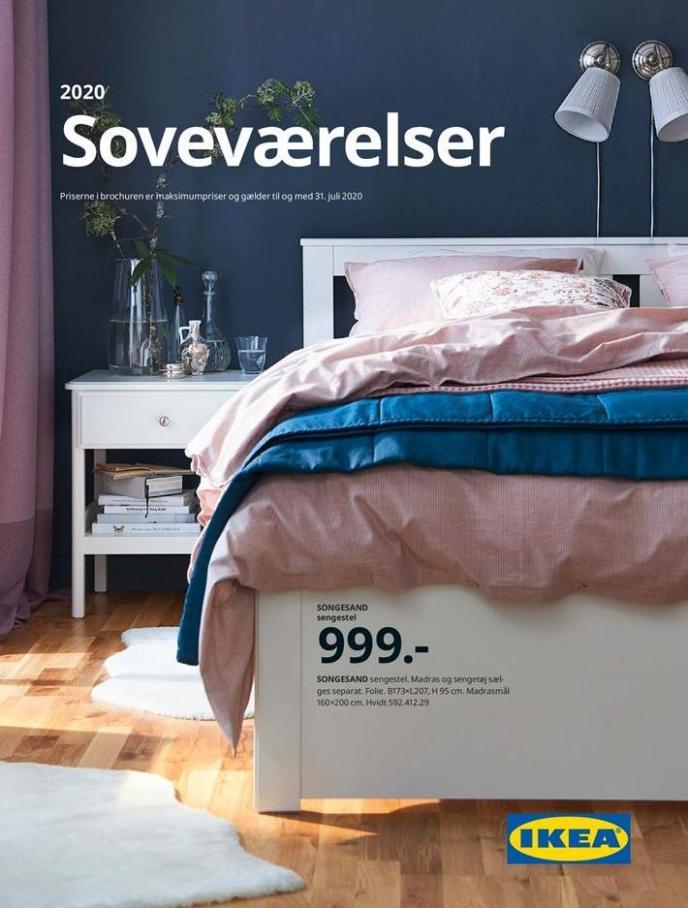 Soveværelser 2020 . IKEA (2020-07-31-2020-07-31)