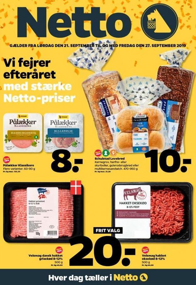 Ugens tilbud! . DøgnNetto (2019-09-27-2019-09-27)
