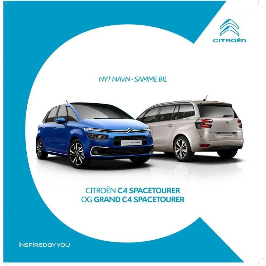 C4 Spacetourer . Citroën (2019-12-31-2019-12-31)