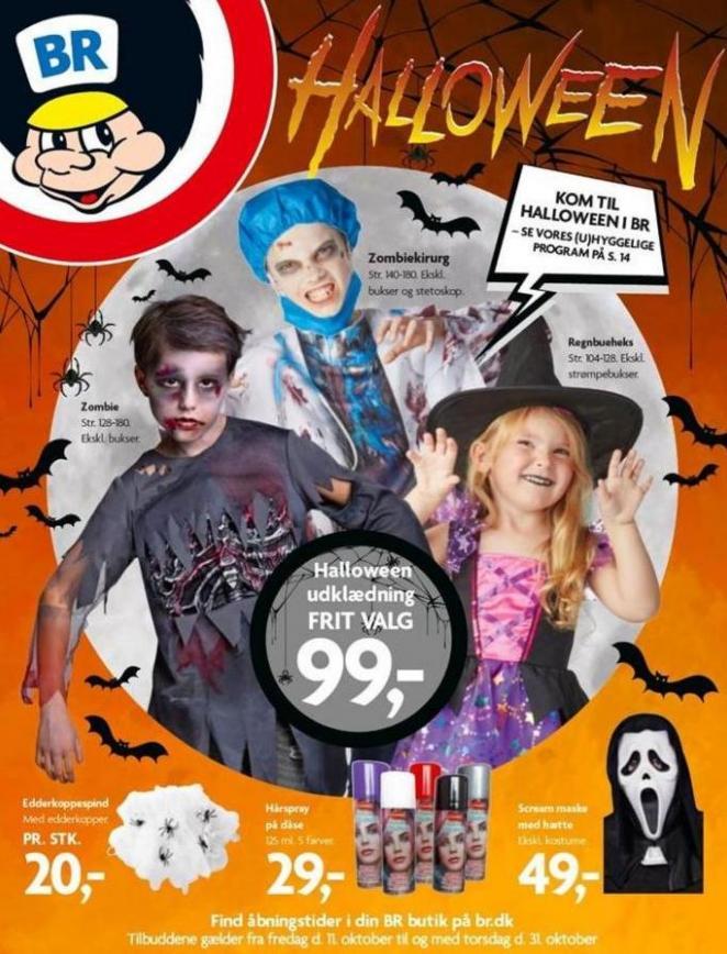 Halloween . Fætter BR (2019-10-31-2019-10-31)