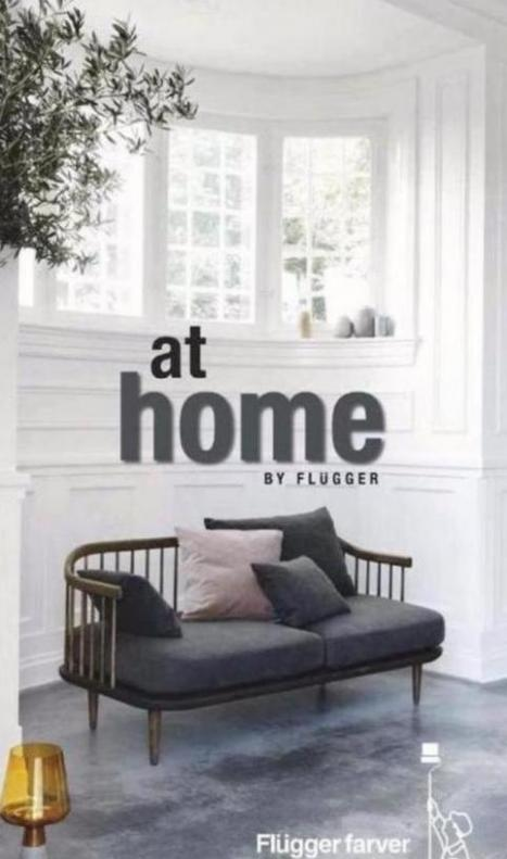 At home by Flügger . Flügger (2019-11-30-2019-11-30)