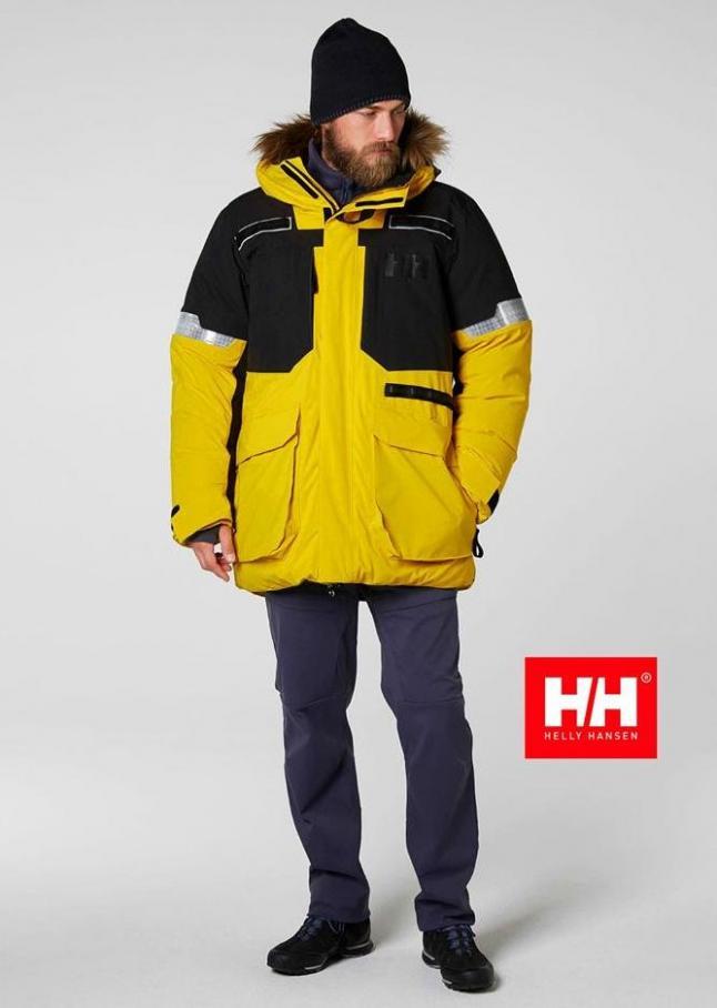 Parkas man . Helly Hansen (2019-11-07-2019-11-07)