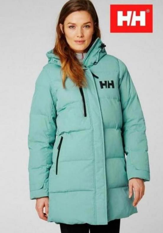 Women collection . Helly Hansen (2019-12-15-2019-12-15)