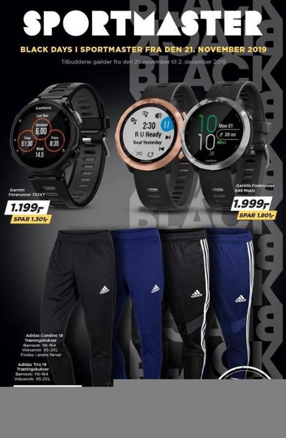 Sportmaster tilbudsavis, tilbud og reklame Alle Tilbudsavis