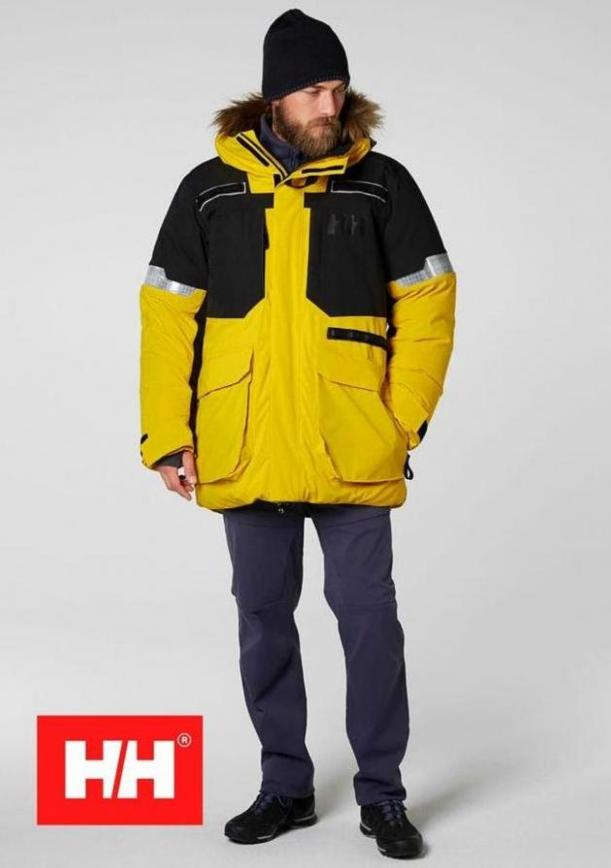 Men collection . Helly Hansen (2019-12-15-2019-12-15)