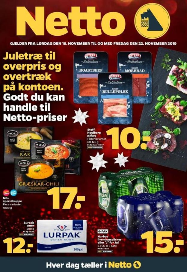 Ugens tilbud! . DøgnNetto (2019-11-22-2019-11-22)