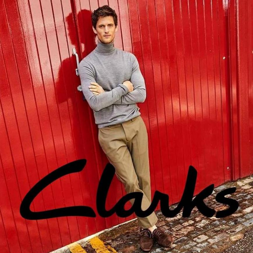 New Collection . Clarks (2019-12-08-2019-12-08)