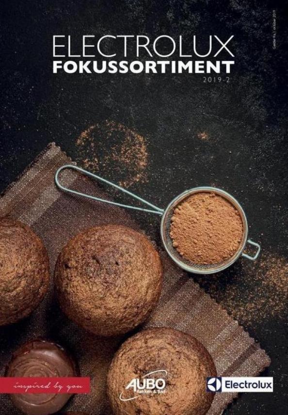 Electrolux Fokussortiment . Aubo (2019-11-30-2019-11-30)