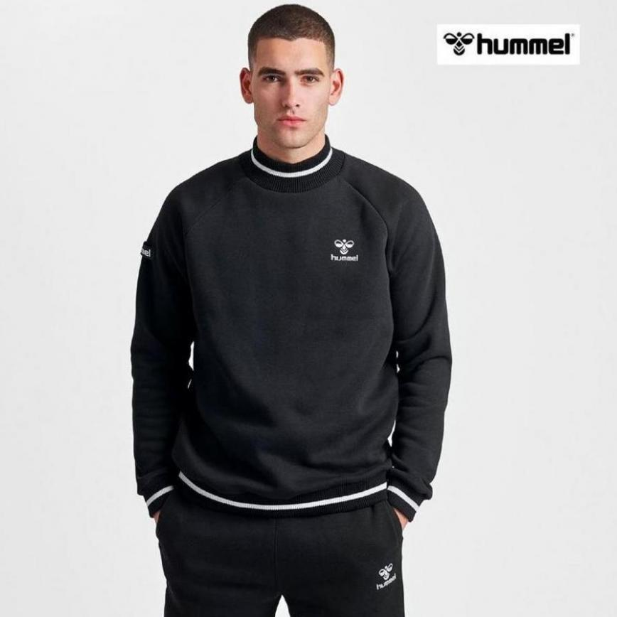 Sweatshirts men . Hummel (2019-12-22-2019-12-22)