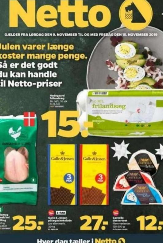 Ugens tilbud! . DøgnNetto (2019-11-15-2019-11-15)