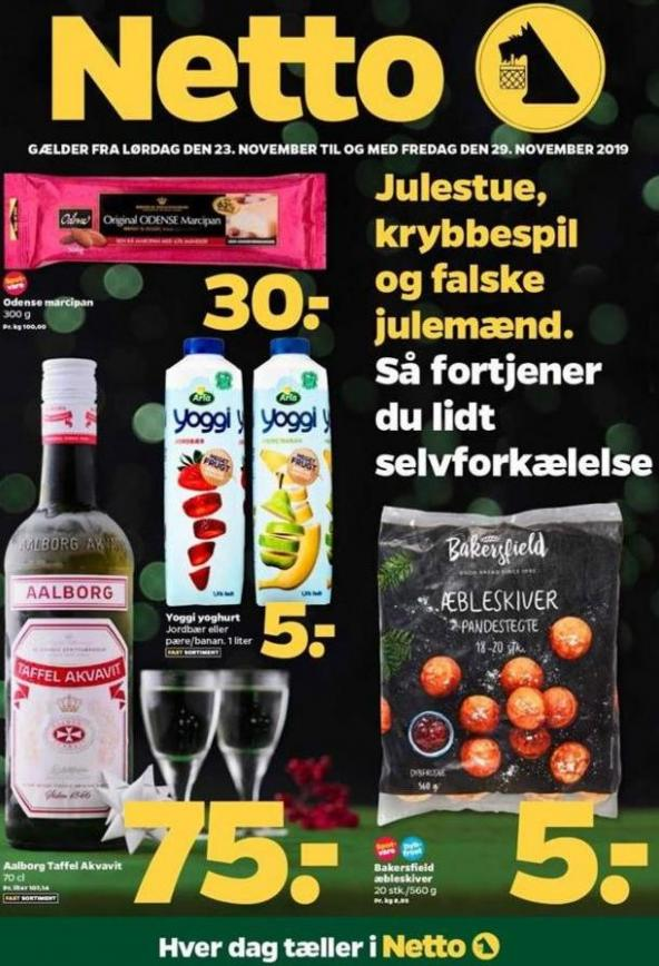 Ugens tilbud! . DøgnNetto (2019-11-29-2019-11-29)