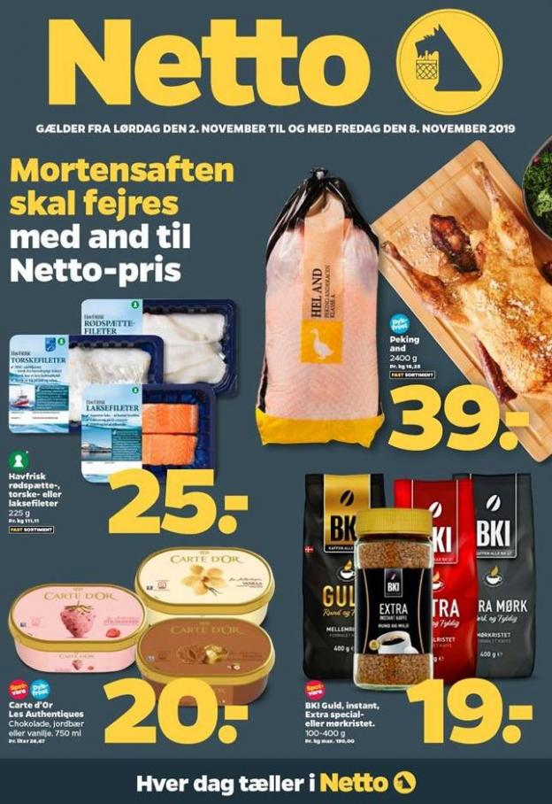 Ugens tilbud! . DøgnNetto (2019-11-08-2019-11-08)