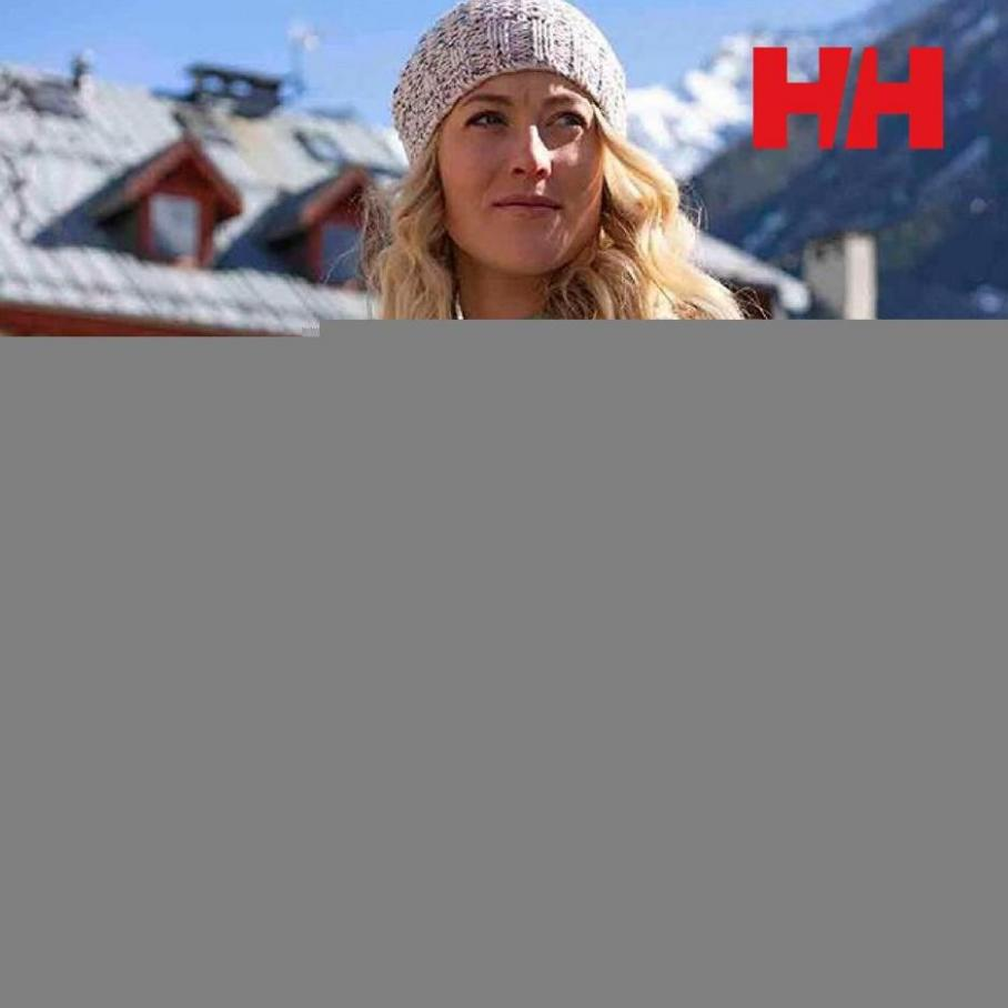 New collection . Helly Hansen (2020-01-19-2020-01-19)