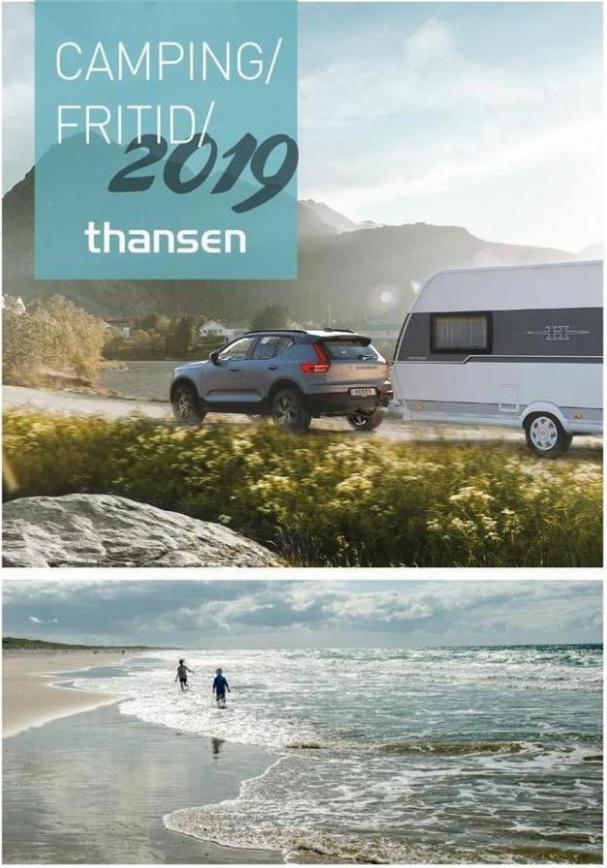 Campingkatalog 2019 . Thansen (2019-12-31-2019-12-31)