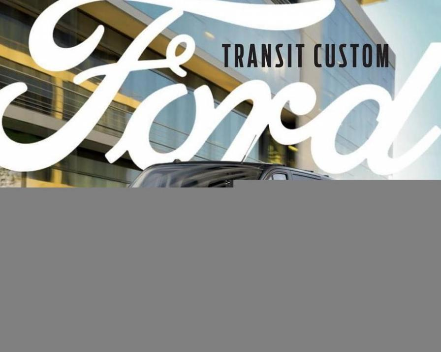 Transit Custom . Ford (2020-12-31-2020-12-31)