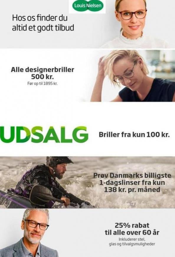 Ugens tilbud! . Louis Nielsen (2020-03-08-2020-03-08)
