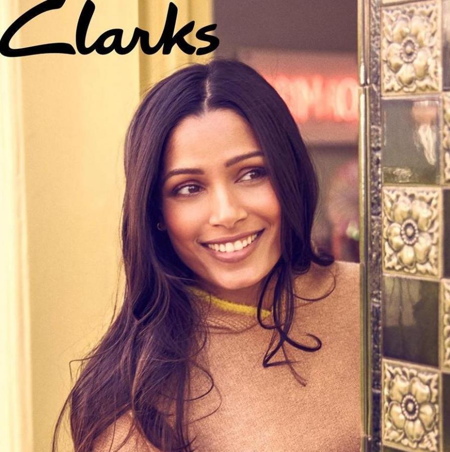 New Season . Clarks (2020-02-10-2020-02-10)
