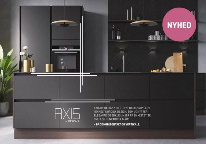 AXIS by DESIGNA . Designa (2020-01-31-2020-01-31)