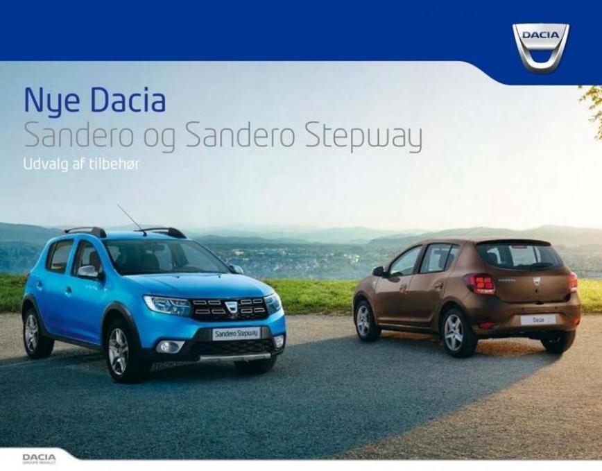 Sandero tilbehør . Dacia (2020-12-31-2020-12-31)