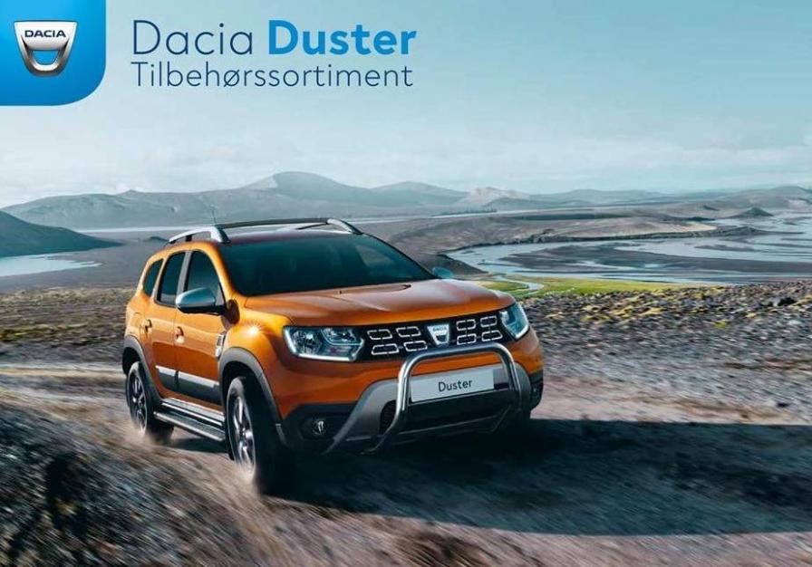 Duster tilbehør . Dacia (2020-12-31-2020-12-31)