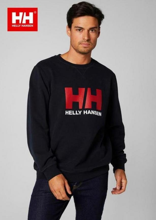 Sweaters & Knitwear Collection Man . Helly Hansen (2020-02-23-2020-02-23)