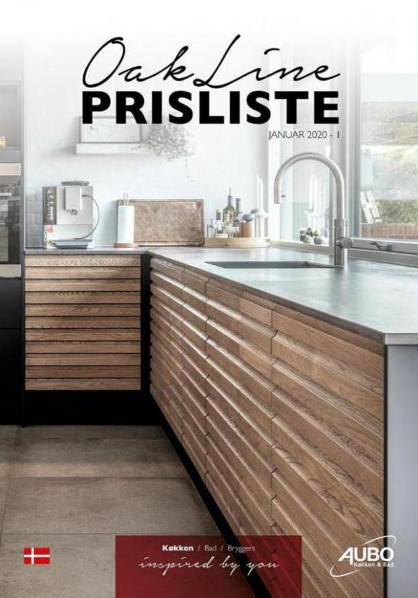 Oak Line Prisliste . Aubo (2020-01-31-2020-01-31)
