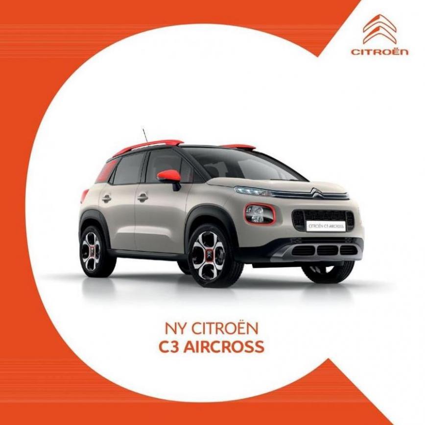 C3 Aircross . Citroën (2020-12-31-2020-12-31)