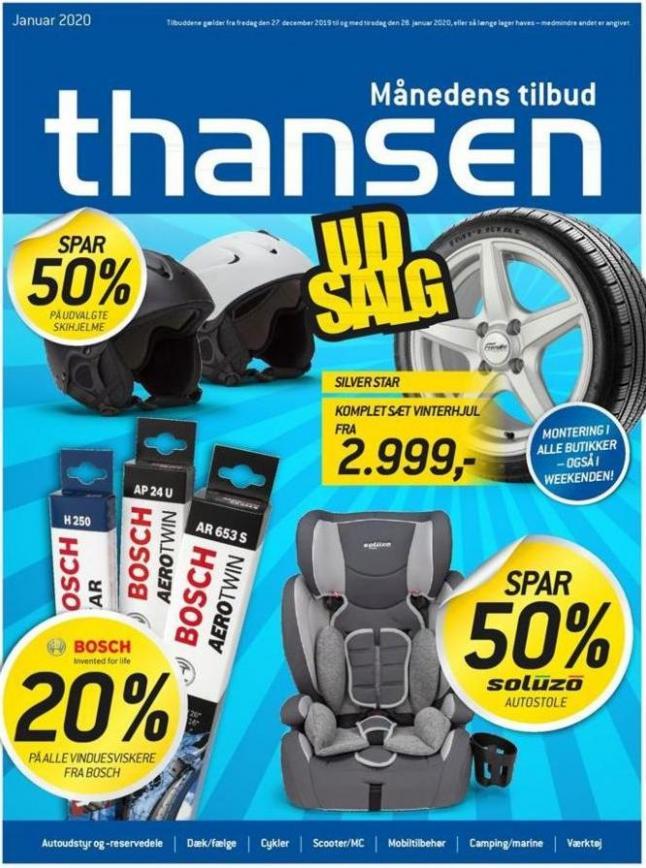 Januar 2020 . Thansen (2020-01-28-2020-01-28)