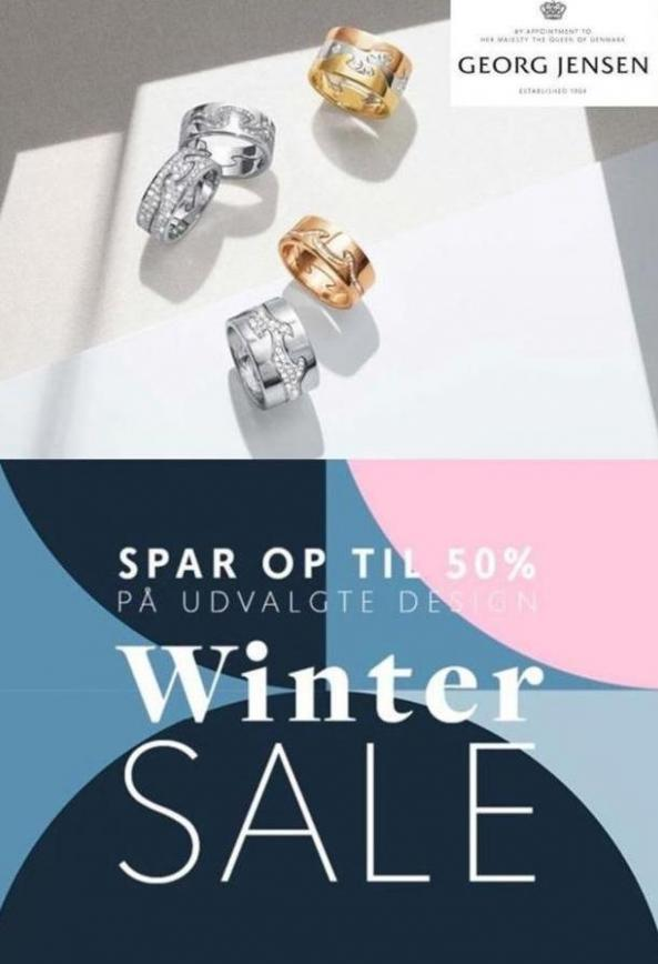 Winter sale . Georg Jensen (2020-01-26-2020-01-26)