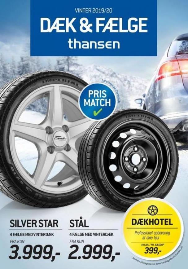 FÆLGKATALOG  . Thansen (2020-01-31-2020-01-31)