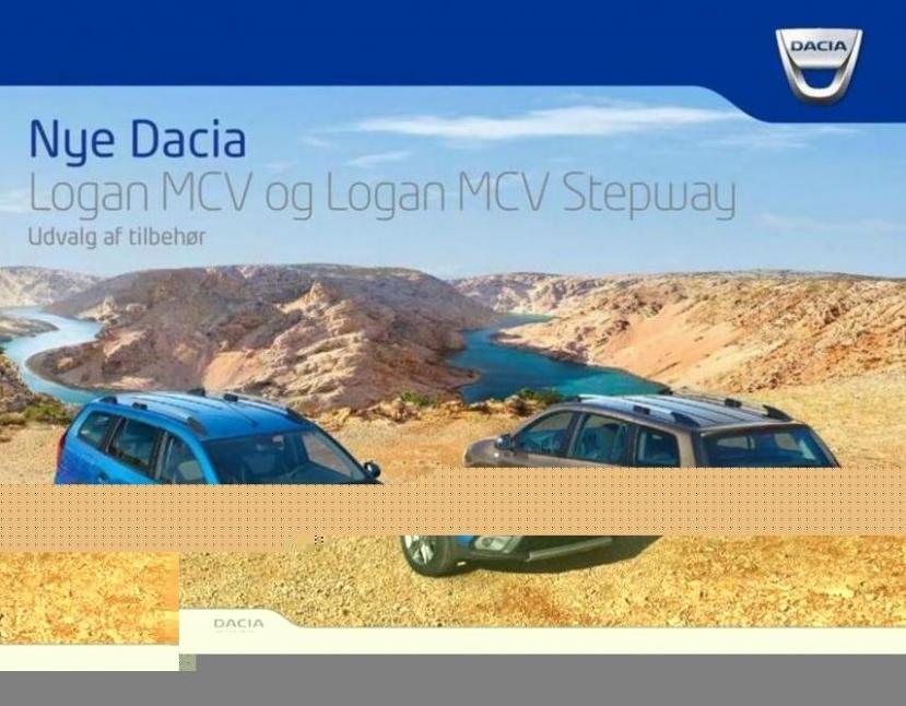 Logan MCV tilbehør . Dacia (2020-12-31-2020-12-31)