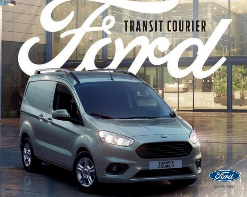 Transit Courier . Ford (2020-12-31-2020-12-31)